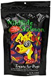 WildSideSalmon Freeze Dried Wild Salmon Treats for Dogs, 3-Ounce