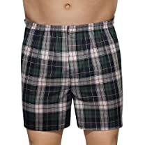 Fruit of the Loom Men's 3pk Big Man Boxers