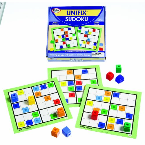 Unifix Sudoku - 1