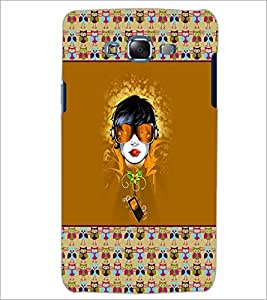 PrintDhaba Cartoon D-3171 Back Case Cover for SAMSUNG GALAXY ON 7 (Multi-Coloured)