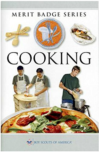 Cooking Merit Badge Boy Scouts of America (Boy Scout Cooking compare prices)