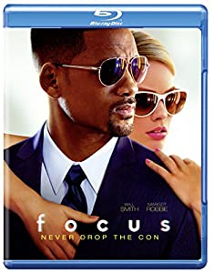 ( BLURAY added ) Focus (2015) Comedy | Crime * Will Smith