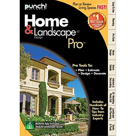 Punch! Home & Landscape Design Pro v17 [Download]