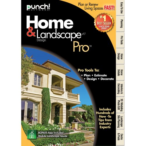 Http Www Bestcheapsoftware Com Punch Home Landscape Design Pro V17 Download