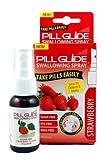 Pill Glide Spray - Strawberry Flavor 1oz