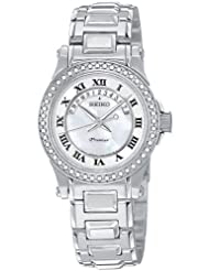 Seiko Premier Women's Quartz Watch SXD773