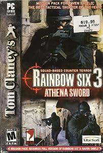 Tom Clancy's Rainbow Six 3: Athena Sword - PC