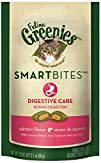 FELINE GREENIES SMARTBITES Digestive Care Treats for Cats