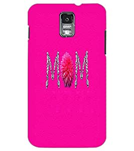 SAMSUNG GALAXY S5 MOM Back Cover by PRINTSWAG