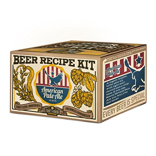 Craft A Brew Recipe Making Kit (American Pale Ale) by Craft a...