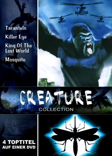 Creature Collection (Taranteln: Die tödliche Fracht/Killer Eye/King of the Lost World/Mosquitos)