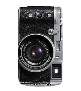 EPICCASE Fuji Camera Mobile Back Case Cover For Samsung Galaxy S3 Neo (Designer Case)