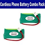 Synergy Digital Vtech CS6114 Cordless Phone Battery Combo-Pack includes: 2 x EM-CPH-515J Batteries at Sears.com