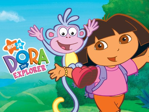 Dora The Explorer Special Adventures Vol 3 movie