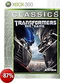 Transformers The Game Classics per Xbox 360