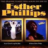Esther Phillips Youve Come A Long Way Baby / All About Esther Phillips