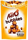 Nestle Aero Bubbles Orange Pouch 113 g (Pack of 12)