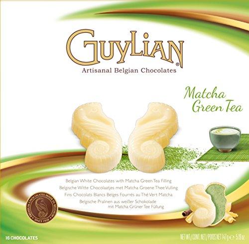 guylian-belgium-chocolates-16-piece-matcha-green-tea-seahorse-truffle-52-ounce-pack-of-12