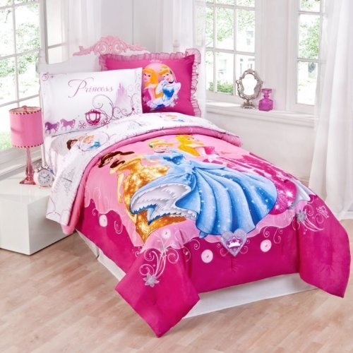 Disney Princess Twin Sheets