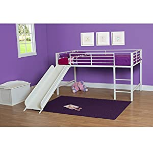 Dorel Home Products Junior Loft with Slide