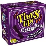 Asmodee - Time's Up! Celebrity 3, juego de mesa (Repos TUP03ES)