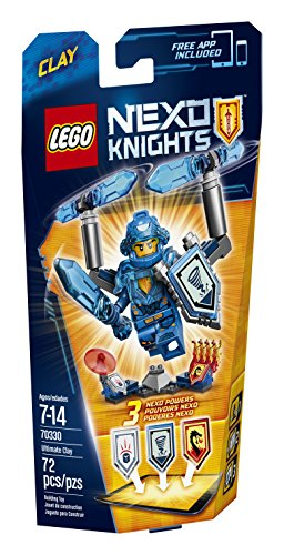 LEGO NexoKnights ULTIMATE Clay