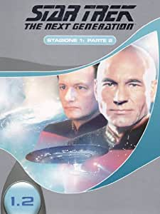 Star Trek - The next generation Stagione 01 Volume 02 Episodi 13-26 [Import italien]