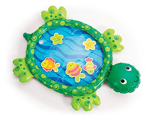 Earlyears Deluxe Fill 'n Fun Water Mat Baby Toy - 1