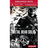 Metal Gear Solid Peace Walker - PlayStation Portable Standard Editionby Konami