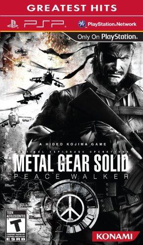Metal Gear Solid Peace Walker (Metal Gear Portable compare prices)