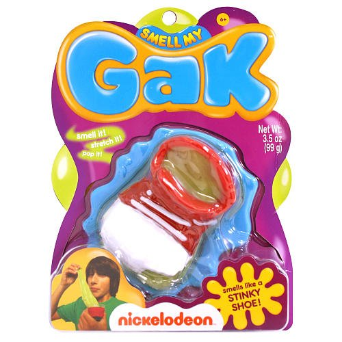 Nickelodeon Smell My Gak - Stinky Sneaker