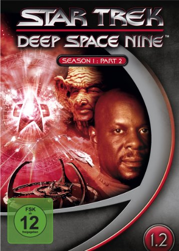 Star Trek - Deep Space Nine/Season 1.2 (3 DVDs)