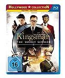 DVD Cover 'Kingsman - The Secret Service [Blu-ray]