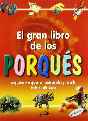 EL GRAN LIBRO DE LOS PORQUES