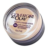 CoverGirl & Olay Simply Ageless Concealer, Light Medium 215, 0.3-Ounce Pan