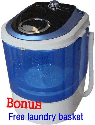 small compact portable washing machine