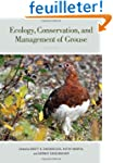 Ecology, Conservation, and Management...