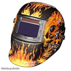 Elmag AutomatikSchweißschirm MultiSafeVario &flame& DIN EN 4/913  BaumarktKritiken und weitere Informationen