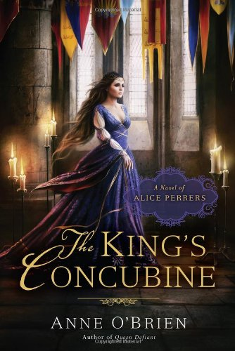 Image of The King's Concubine: A Novel of Alice Perrers