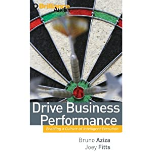 Drive Business Performance Audiobook