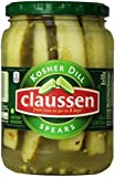 Claussen Dill Pickles, 24 oz