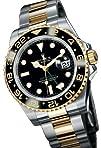 Rolex GMT Master II SteelGold Watch