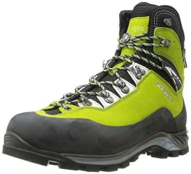 Lowa Men's Cevedale Pro Goretex Hiking Boot,Lime/Black,8 M US