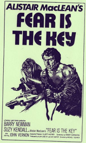Fear Is the Key [VHS] [Import]