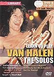 Learn to Play Eddie Van Halen [Import anglais]