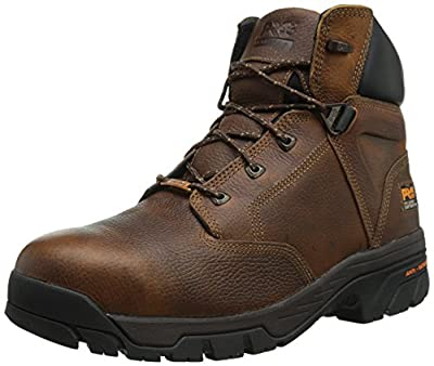 "Timberland PRO Men's Helix 6"" Waterproof Safety Toe"