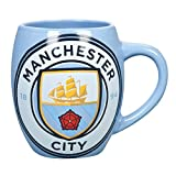 Manchester City FC Football Team Tea Tub Shaped Ceramic Mug