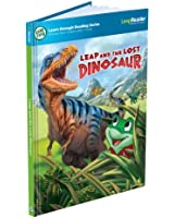 LeapFrog - Tag Junior - Livre Leap and the Lost Dinosaur - Version Anglaise (Import Royaume Uni)