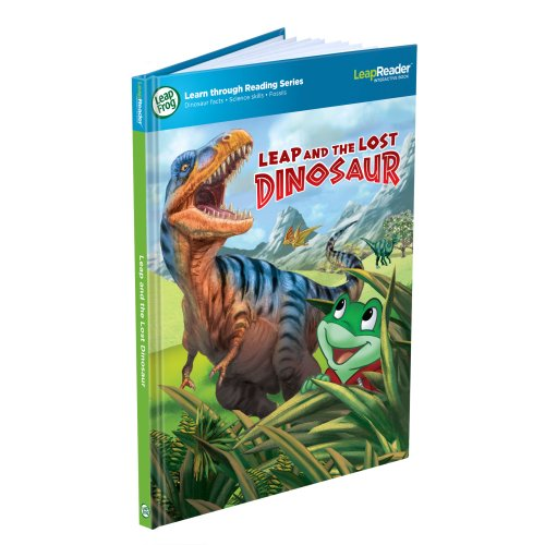 LeapFrog LeapReader Book: Leap and the Lost Dinosaur (works with Tag) (How To Read Wi compare prices)