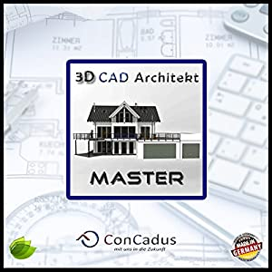 3d cad architekt master. Black Bedroom Furniture Sets. Home Design Ideas